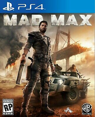 Mad Max Ps4 ((DownloadGame)) Fast Delivery