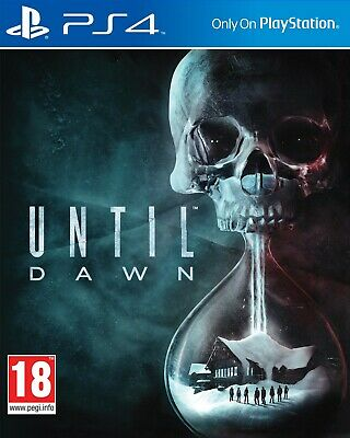 Until Dawn Ps4 ((DownloadGame)) Fast Delivery