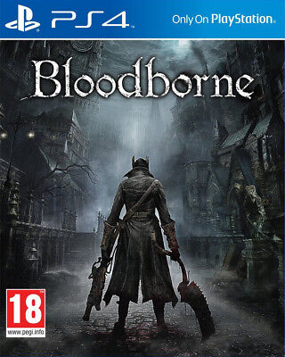 Bloodborne Ps4 ((DownloadGame)) Fast Delivery