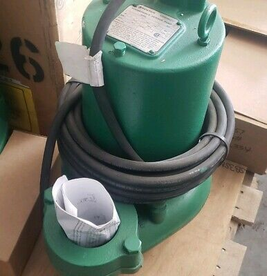 Pentair Hydromatic Sb3S200M4-4 Submersible Sewage Grinder Pump 2Hp 460Ph 3Hz