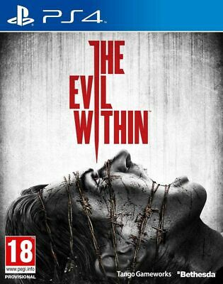 The Evil Within Ps4 ((DownloadGame)) Fast Delivery