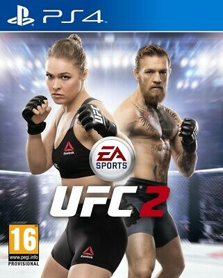 Ufc 2 Ps4 ((DownloadGame)) Fast Delivery
