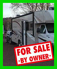 2017 COACHMEN LEPRECHAUN 260DS 27' Class C V10 Gas 2 Slides