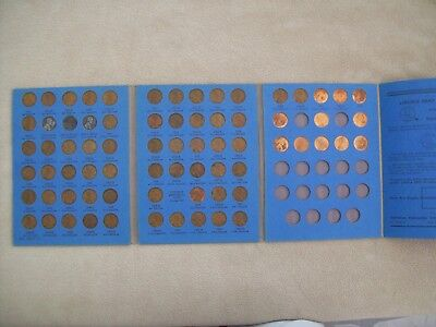 Lincoln Head Cent Collection Album #2 Starting 1941,Complete 1941-1965 + Extra