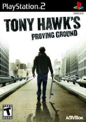 Tony Hawk's Proving Ground Complete NM PlayStation 2 (PS2)