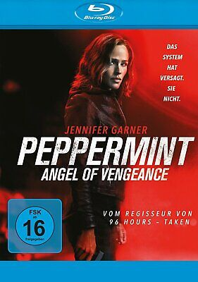 Vorbestellung: Peppermint - Angel of Vengeance - (Jennifer Garner) # BLU-RAY-NEU