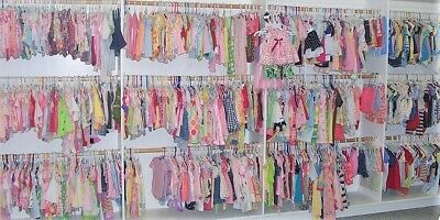 Large Selection Of Baby Girls Sleepsuits Babygrows Build a Bundle 0-3 Months