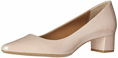 6d744ace10a2 CALVIN KLEIN WOMENS Genoveva Pointed Toe Classic Pumps