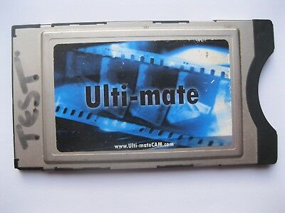 Conax Satellite TV CAM modul for MTV Unlimited only. Suitable für MTV-unlimited