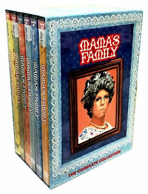 Mama's Family: The Complete Series Collection (DVD Box Set) BRAND NEW!