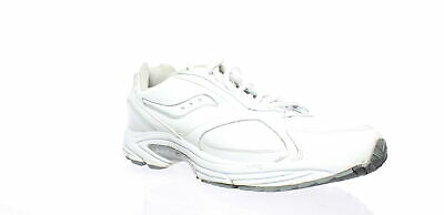 9eea2ba4e5 Saucony Mens Grid Omni Walker White / Silver Running Shoes Size 10.5  (200123)