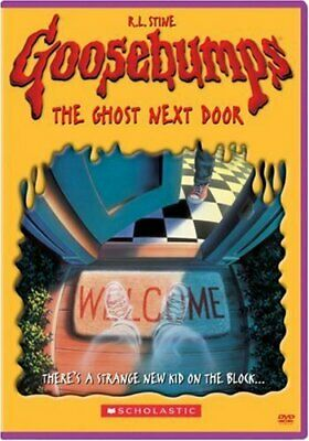 Goosebumps: Ghost Next Door [DVD] [Regio DVD