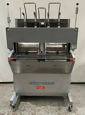 APV Twin Bread Slicer Model : Curlflow