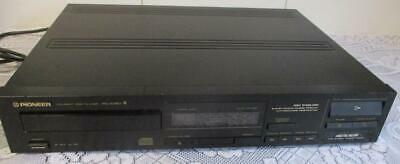 Pioneer PD-4050 Compact Disc Player Hi Fi Component Made in Japan Working