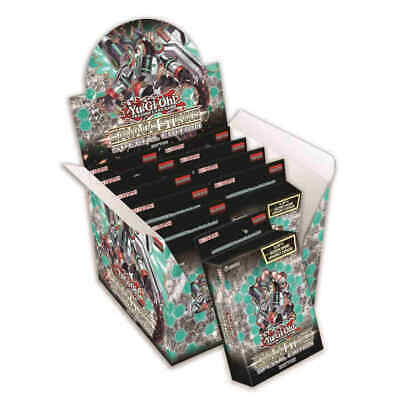 Yugioh Savage Strike Special Edition Display Box (30 Boosters + 10 Promos)