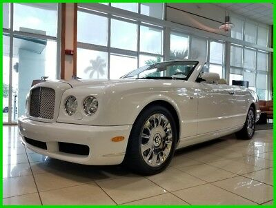 2007 Bentley Azure  2007 Used Turbo 6.8L V8 16V Automatic RWD Premium