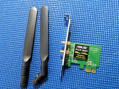 ASUS PCI-N53 WIRELESS CARD DRIVER FOR WINDOWS 8