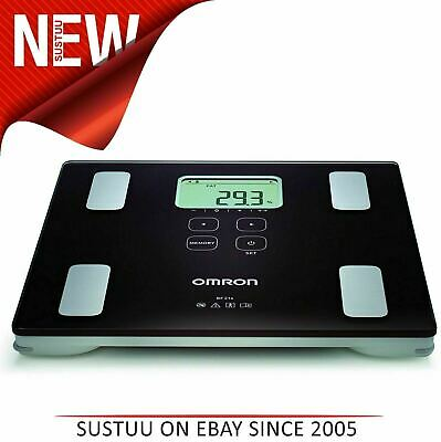 Omron BF214 Digital Body Composition Monitor Weight Scale¦For BMI & Body Fat