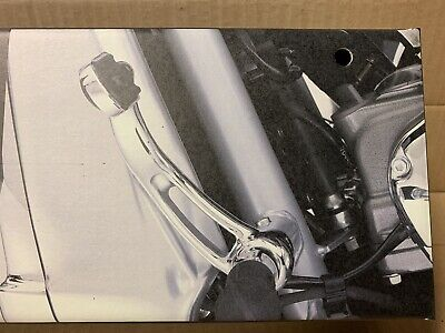 Harley Davidson V-Rod Slotted Chrome Shifter Lever 33555-01A