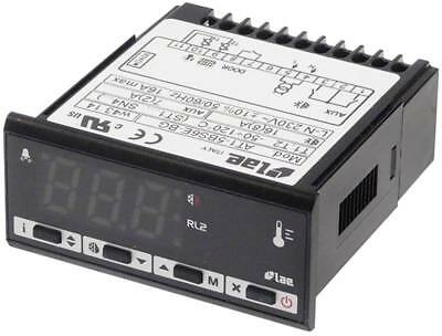 Lae Elettronica At1-5bs6e-bg Elektronikregler Display 3-stellig