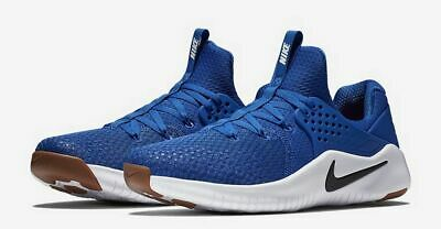 9a778e33e69c9 NIKE FREE TR V8 Men's Training Shoes AH9395 401 Game Royal Blue Gym ...