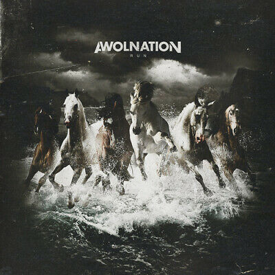 AWOLNATION : Run CD (2015) Value Guaranteed from eBay's biggest seller!