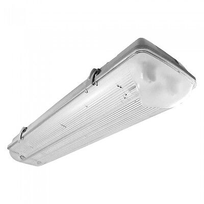 KNIGHTSBRIDGE NC65114HF KNIGHTSBRIDGE NC65128HF T5 28W High Frequency Non-Corrosive 4ft Fluorescent Fitting IP65