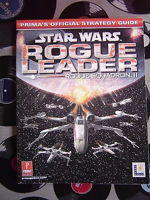 Prima Game Guide - Star Wars Rogue Leader Rogue Squadron II