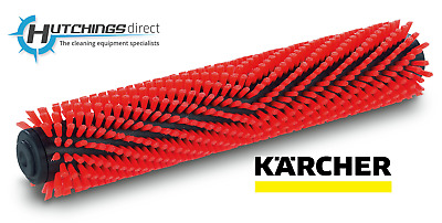 Karcher Roller Brush Red for BR30/4C - 4.762-005.0