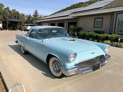 1957 Ford Thunderbird  1957 ford thunderbird