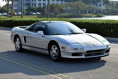 1991 Acura NSX  Well maintained - Sorted - Clean History - Sebring Silver - 5 Speed Manual