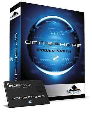 Spectrasonics Omnisphere 2 Virtual Power Synth (Sealed In Box) + Free Shipping!
