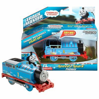 New Thomas & Friends Trackmaster Speed & Spark Thomas Motorized Engine Official