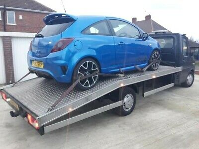 Car Vehicle Transport Collection Delivery Service Recovery Yorkshire