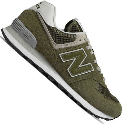 separation shoes 836c3 1828f NIB Men's New Balance ML574EGO (olive / white) Life style sneakers