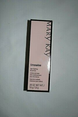 MARY KAY TimeWise Age Fighting Lip Primer- NEW Old Stock #029743 (0.05 oz)