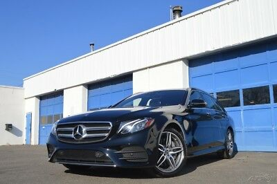 2018 Mercedes-Benz E-Class E 400 4MATIC® (A9) Leather 3rd Row Burmester Heated Cooled Seats 3.0L Biturbo Panoramic +More Save