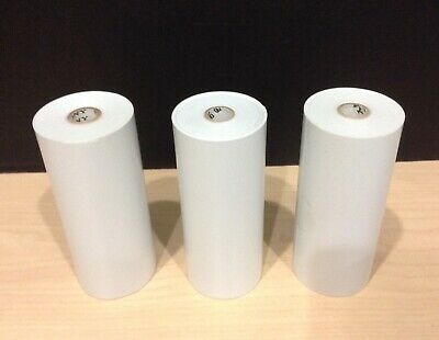 LOT of 3 SONY UPP-110HD Type ll High Density Print PAPER FOR SONY UP PRINTERS