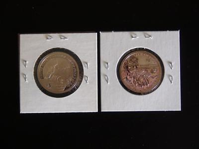 2018 Reverse Proof 2017 Enhanced Uncirculated Native American S Dollar $1 Coins