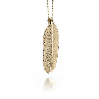 Irish Gold Pendant - Fir - Sacred Trees Collection by Soul Irish Gold