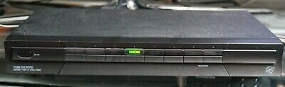 Pelican System Selector Pro PL-957 Component SVideo Composite Video Audio Switch