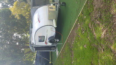 camper trailers used