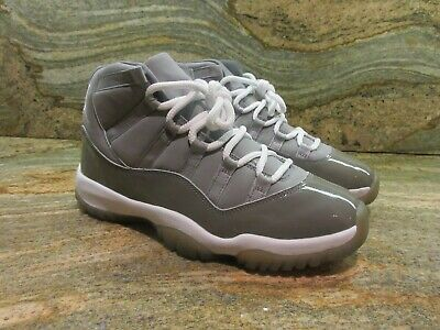 on sale df726 6628c 2000 Unreleased Nike Air Jordan 11 Retro Sample SZ 9 Cool Grey Smoked Sole  OG