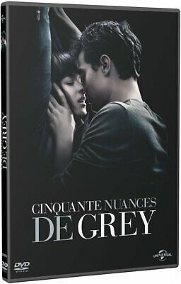 [DVD] Cinquante Nuances de Grey [ Version longue + version cinéma ] NEUF cello.