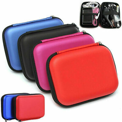 """2.5"""" Portable Carry Case Pouch Protect Bag for USB External HDD Hard Disk Drive"""