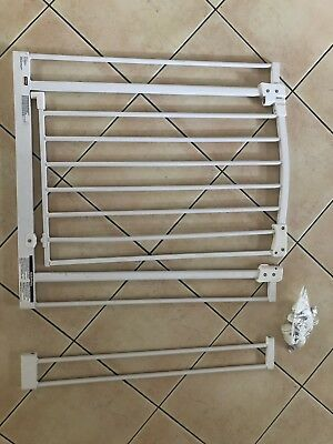 Child Safety Gate With Extension