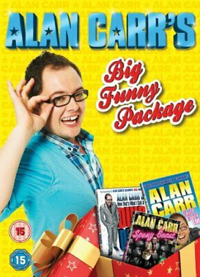 Alan Carr's Big Funny Package: Tooth Fairy Live / Now That's what I Call a Di.