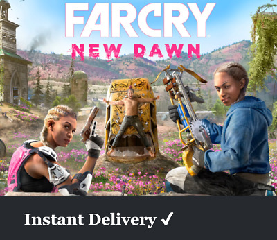 Far Cry New Dawn PC-Game [OFFLINE PLAY - NO STEAM] | PC | 32Bit 64Bit | Download