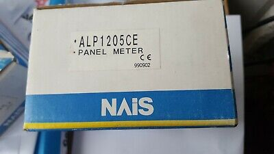 Nais Alp1205Ce Panel Meter   (In6S2)