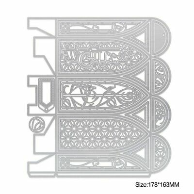 NEW Arrival Scrapbooking Craft Metal Cutting Dies Card Ablum Lift Gift Box